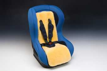 Lambskin Carseat Cover  
