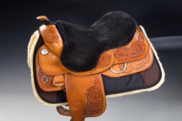 Seat saver Western I with |