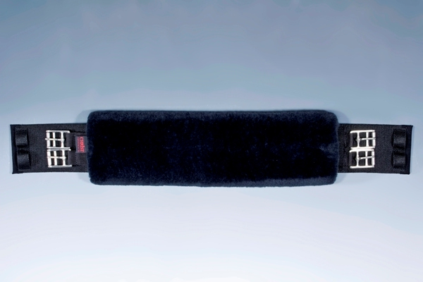 Girth cover with velcro |