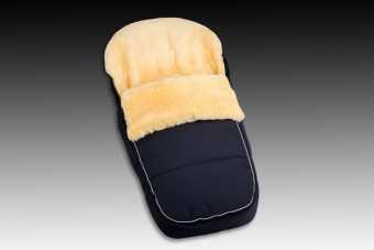 TIROL sheepskin footmuff |