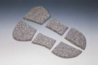 Foam inserts for Pad 5162 |