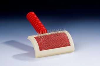 sheepskin brush |
